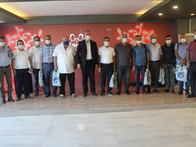 Başkan Turanlı Basın Bayramını Kutladı