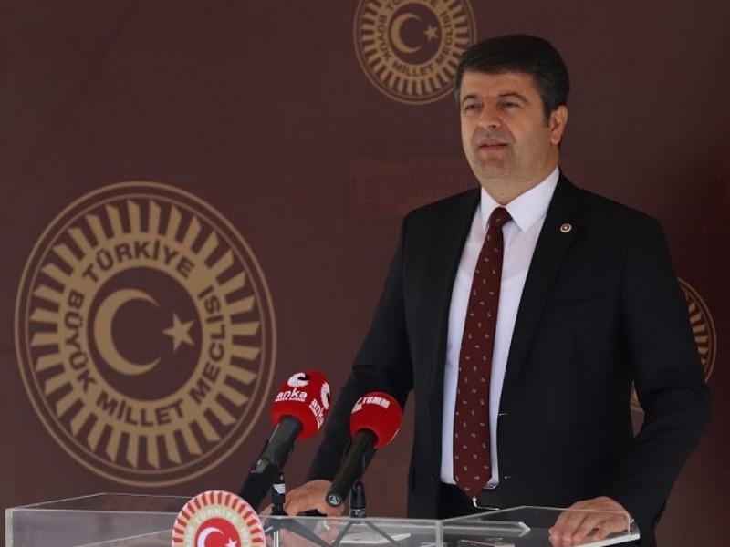 Milletvekili Tutdere: Adıyaman'da 844 bina birinci derecede riskli alanda