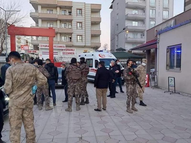 Kahta-Sincik Yolunda Silahlı Çatışma 6 ölü-4 Yaralı