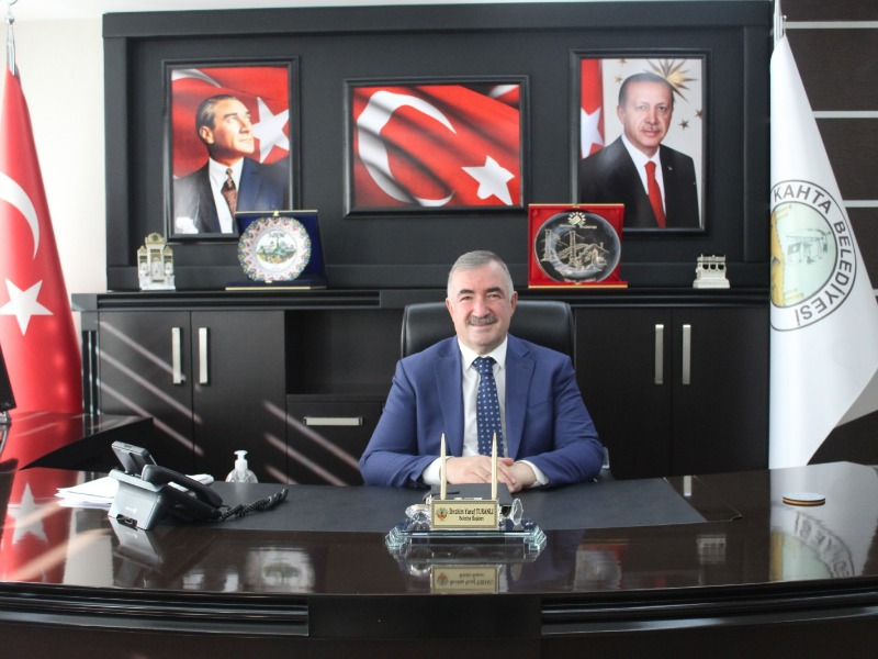 Başkan Turanlı'dan kan bağışı çağrısı