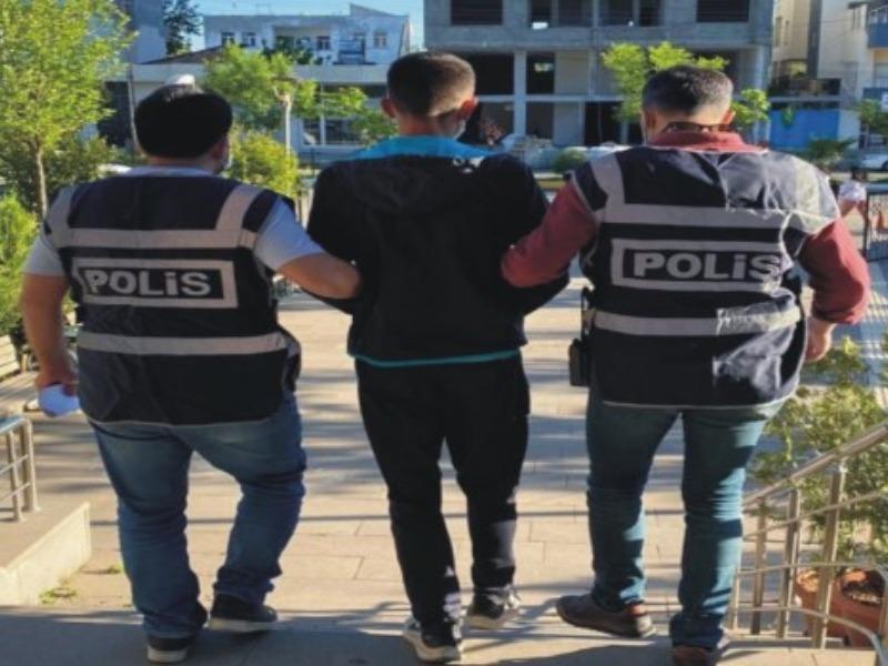 Kahta'da Bisiklet Hırsızlığı Yapan Kişi Tutuklandı